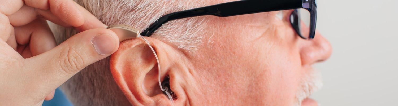 Prueba auditiva gratuita más prueba de audífonos durante 15 días